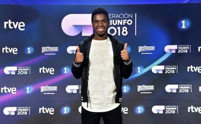 Famous, ganador de OT, firmará el sábado autógrafos en el centro comercial Torrecárdenas