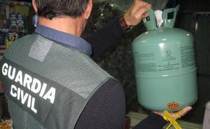 La Guardia Civil investiga a un hombre en Almería por un delito contra la seguridad colectiva