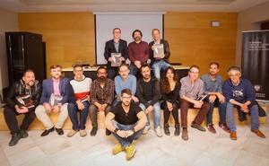 'Rueda de reconocimiento', un libro para que el tebeo de Granada «saque pecho»