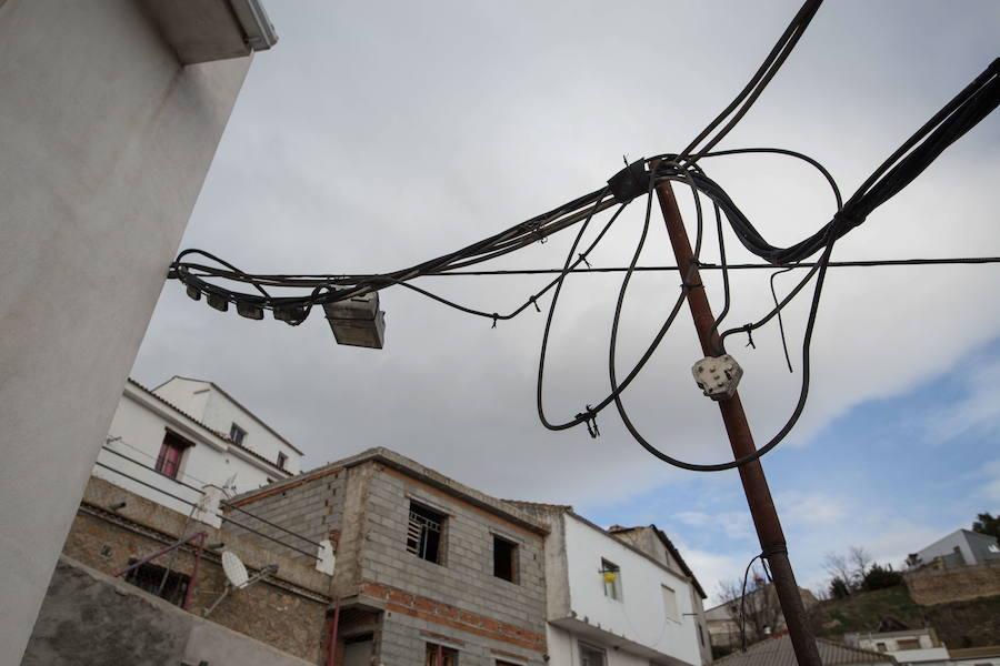 IU lleva a pleno una pregunta sobre los cortes de luz «constantes» en barrios de Almería