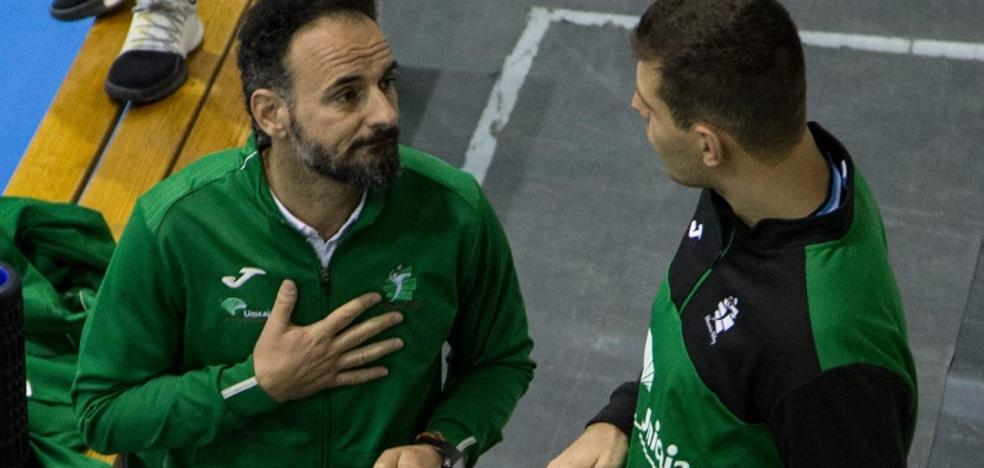 Manolo Berenguel canaliza las ganas de 'probarse' en Ibiza