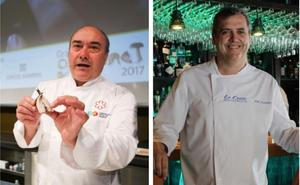 Dos 'estrellas' de la gastronomía nacional le cocinan hoy a Almería