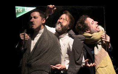 «En la 'peli' que estreno, Dani Rovira dice el nombre de mi pueblo, Albolote»