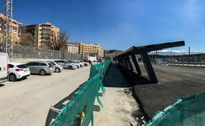 Las obras del aparcamiento de Andaluces arrancan en mayo