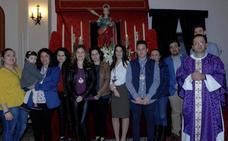 La copatrona de Murchas será restaurada en Sevilla gracias a los devotos del pueblo y la Junta de Andalucía