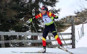 Victoria Padial acaba en el puesto 46 en el sprint de Val Martello de la IBU Cup