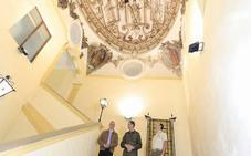 La cúpula del Convento de la Merced ya luce restaurada