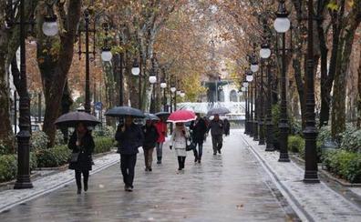 El cambio de tiempo que llega a Granada en los próximos días