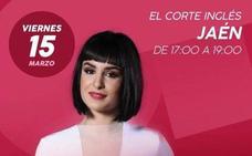 Natalia de OT firmará discos esta tarde en Jaén