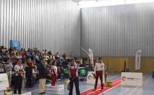 Guillermo Robles aumenta su palmarés con el Nacional de arco instintivo en sala
