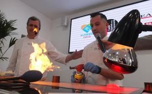 Dos 'estrellas' refulgen en la capital gastronómica