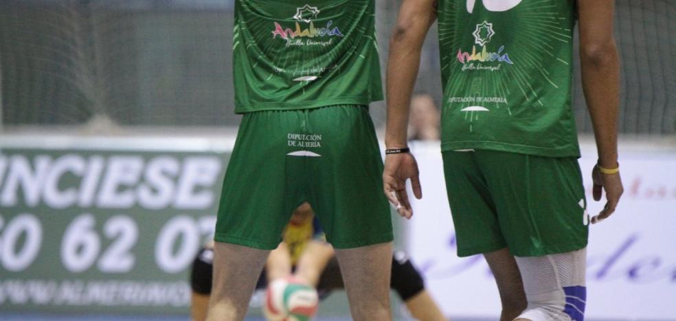 El voley hace de Ibiza una 'etapa de montaña' esta Superliga