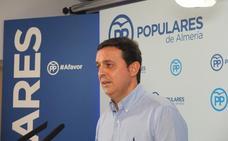 García, Matarí y Navarro, candidatos del PP al Congreso