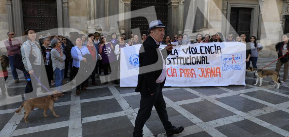 La foto del juez que condenó a Juana Rivas