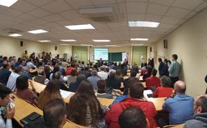 Juan Gómez difunde su programa para repetir como rector de la UJA