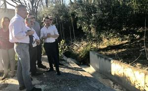 El PSOE plantea mejorar la canalización de aguas pluviales en el Puente Jontoya