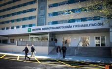 Tres motoristas hospitalizados en accidentes de tráfico en Granada y Albolote