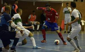 El Mengíbar FS golea al Elche y tiene el play off a un paso