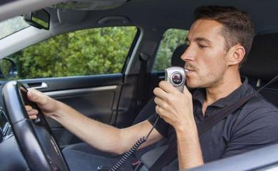 Alcoholímetros instalados en los coches: si bebes, no arrancas