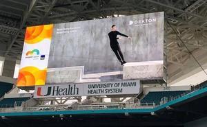 La marca Dekton de Cosentino apoya el Miami Open 2019 que se celebra hasta el 31 de marzo en Florida