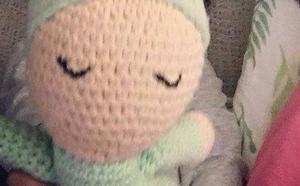 Un padre pide ayuda para encontrar en Granada el muñeco perdido de su hija: «Tiene un gran valor para ella»