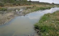 El bochorno de los vertidos al río Andarax