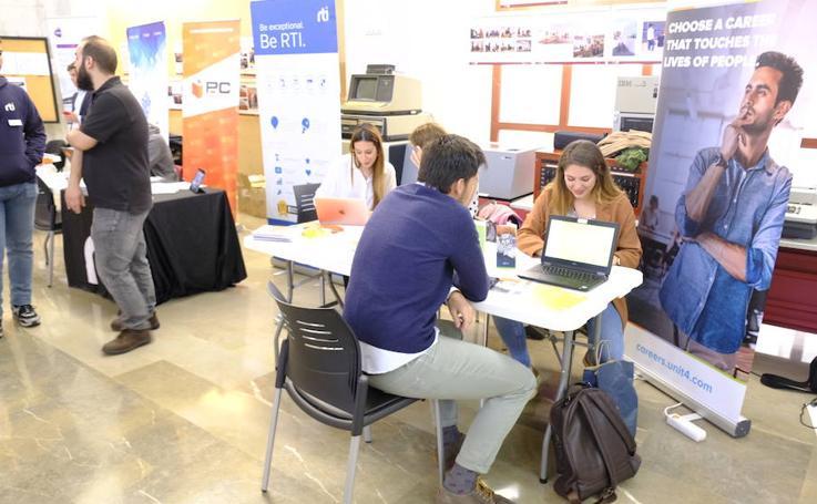 VIII Jornadas de Contratación y Empleo. Talento y Transformación Digital en Granada