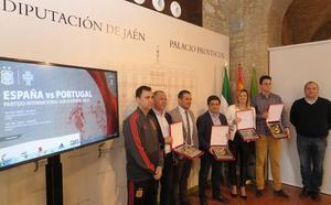 Úbeda y Baeza acogerán partidos preparatorios de la selección de fútbol sala sub-19
