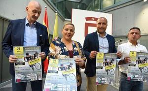 Más de 350 ciclistas participarán en la primera carrera benéfica contra el cáncer de colon de Otura