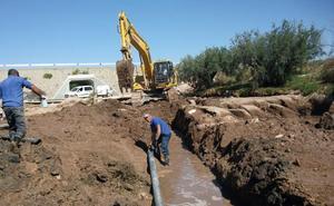 Casi 700.000 euros para renovar las redes de agua de Levante y Almanzora