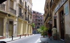 Uno de los tramos de la calle Jovellanos estará cortado toda la semana por obras