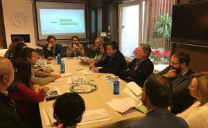 El PSOE propone convertir el antiguo Banco de España en un Museo del Olivar