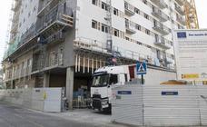 Las obras de Santa Adela sufren un nuevo retraso
