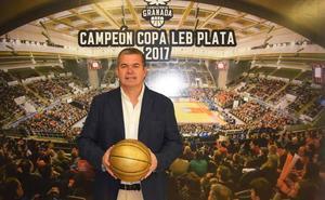 Carlos Díaz presenta su dimisión como vicepresidente de la Fundación CB Granada
