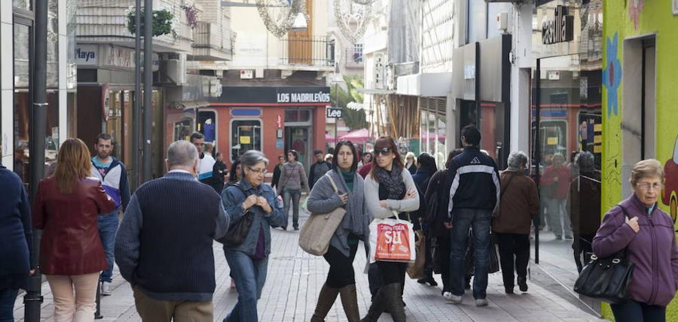 Los comerciantes motrileños lanzan una campaña con motivo del día del padre