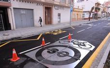 La apertura de la mitad de la calle Ancha se retrasa a mañana