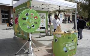 El Ayuntamiento de Granada impulsa una campaña para concienciar sobre el reciclaje de aparatos eléctricos