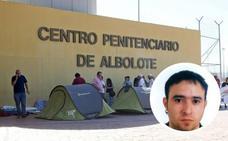 Interior traslada a un preso de ETA de la cárcel de Albolote a la de Zaragoza