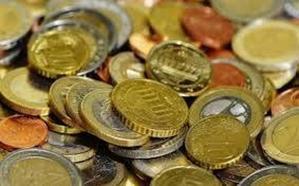 ¿Con cuántas monedas, como máximo, se puede pagar en España?