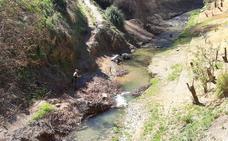 La pesca acabará con las truchas que lograron reconquistar el río Darro