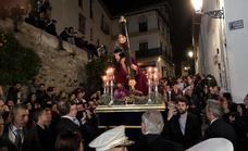 Jesús de las Tres Caídas ya está en Santo Domingo