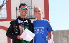 Mohamed Lansi y Lourdes González ganan el Cross Nacional Pantano del Víboras