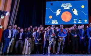 Trans de la Chica y SOL Galaxy, empresas ganadoras de los premios AJE Jaén 2019