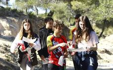 Manuel Jabalera y Cristina Roldán vencen en la prueba de Iznalloz