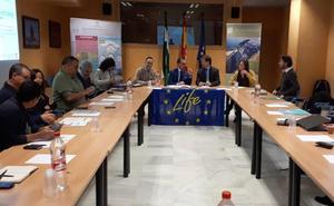 Técnicos de la Comisión Europea visitan Andalucía para confirmar el buen desarrollo del proyecto Life Adaptamed