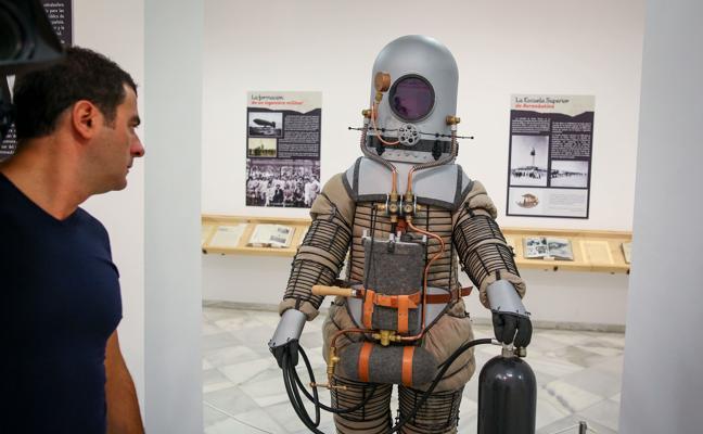 El primer granadino que soñó con ir al espacio hace un siglo