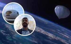 El globo granadino con el que puedes viajar al espacio por 110.000 euros