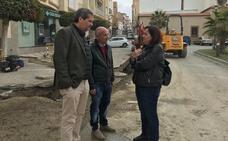 La Rábita estrenará vial en su paseo marítimo con nuevos aparcamientos