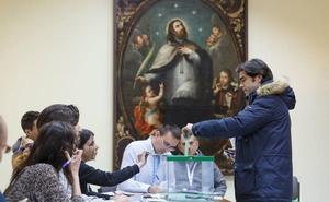 Ya puedes consultar dónde votarás en Granada en las elecciones generales