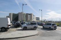 La difícil tarea de encontrar aparcamiento (gratuito) en el Zaidín